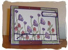 Lovely Birthday card by scrapaholicbond26 - Cards and Paper Crafts at Splitcoaststampers