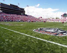 ~University of New Mexico (Albuquerque) Stadium~