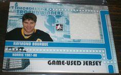 2011 RAYMOND BOURQUE JERSEY FREE SHIPPING +BONUS CARDS$14.99