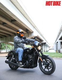 Harley-Davidson Street 750/ First Ride Review