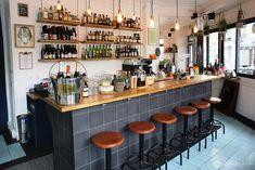La méduse cocktails bar - Paris