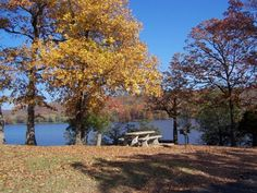Escape from technology and work at Green Leaf State Park in Braggs, Oklahoma. Catch a sunset on the lake, or sign up for an astronomy or campfire program during your stay.
