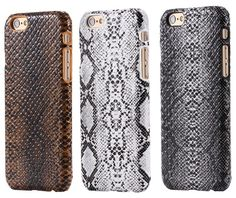 iPhone 6 4.7 inch Snake Skin Cellphone Case
