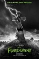 """Walt Disney Pictures has just revealed the movie poster for Tim Burton's movie """"Frankenweenie."""" The stop-motion movie will arrive in theaters on October 2012 . Stop Motion, Beau Film, Winona Ryder, Film Disney, Disney Movies, Atticus, Film Tim Burton, Critique Film, Black"""