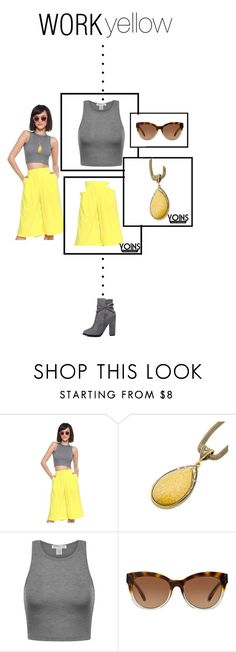 """""""Yoins"""" by ravinap on Polyvore featuring Michael Kors, yoins and yoinscollection"""