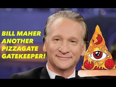 BILL MAHER ANOTHER PIZZAGATE GATEKEEPER (VIDEO PROOF)! MILO MAHER DEBATE 2017 FAKE NEWS EXPOSED! - YouTube