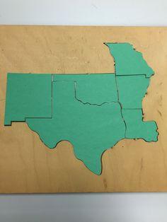 USA puzzle part 3
