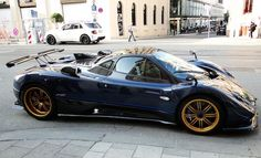 CAR FOR THE DAY! THIS PAGANI ZONDA TRICOLORE WILL MAKE YOU FEEL HAPPY AFTER EXPERIENCING A RIDE ON THIS RARE CAR!