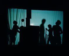 Trent Parke - Magnum Photos - Sydney Opera House. Drama Theatre (2009)