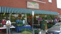 Local Roots Market & Cafe  Wooster, OH