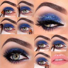 maquiagem olho azul 2013 2014 02