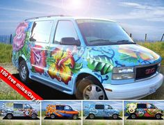 Campervan hire California - how cool is this! I've been seeing them all over the place.