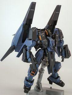 "Custom Build: 1/144 Messala ""TR-1"" Custom - Gundam Kits Collection News and Reviews"