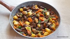 Romanian Food, Pot Roast, Beef Recipes, Pork, Food And Drink, Dinner, Cooking, Ethnic Recipes, Sweet