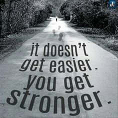 Praying for strength daily DJN