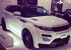 Range Rover....I want!