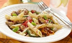 New Europe's Best Roasted Gourmet frozen vegetables make this weekday pasta dish a breeze to make. Inspired by the colourful pasta dishes of Italy, this recipe combines garlic, anchovy fillets, Europe's Best Tuscan Inspired Blend frozen vegetables and a colourful pepper medley into one satisfying meal that will warm up your family this season.