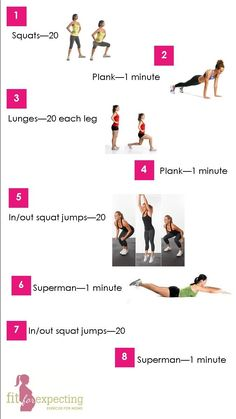 Quick Workout For Busy Moms