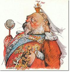 English King Edward VII acceded to the throne at an advanced age