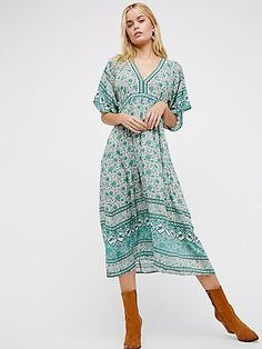 Kombi Folk Dress by Spell & the Gypsy Collective at Free People