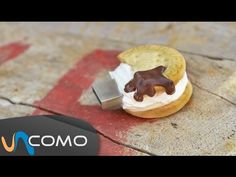 Decorar pendrive con una galleta de mentira - YouTube
