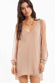 Breezy B Dress $48 at www.tobi.com