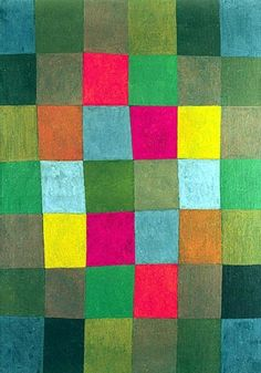 Thanks Paul Klee for the quilt inspiration! Acrylic Painting Lessons, Oil Painting Abstract, Abstract Art, Watercolor Artists, Painting Art, Watercolor Painting, Paul Klee Art, Design Theory, Arte Popular