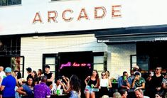 Arcade Cafe has got everything from a comprehensive lunch and dinner menu to a nightlife that is worth leaving the house for. Cape Town, Arcade, Restaurants, Broadway Shows, Basketball Court, Restaurant