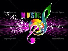 Colorful Music Notes Wallpaper 10053 Hd Wallpapers in Music - Imagesci.com