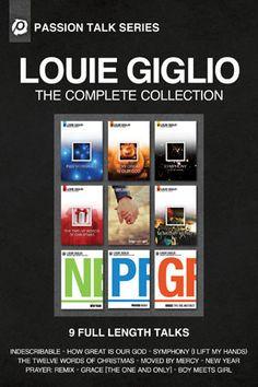 Louie Giglio - Louie Giglio: The Complete Collection