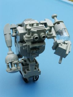 Grandfather Robot