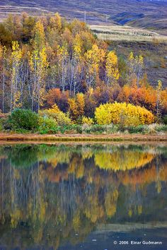 Autumn, Iceland in full colours