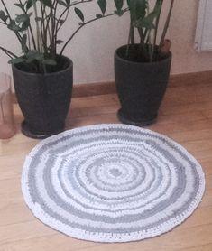 jak zrobić dywanik ze szmatek