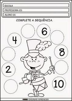 1 million+ Stunning Free Images to Use Anywhere Preschool Writing, Numbers Preschool, Preschool Learning Activities, Preschool Printables, Free Kindergarten Worksheets, Math For Kids, Kids Education, Free Images, Bernardo