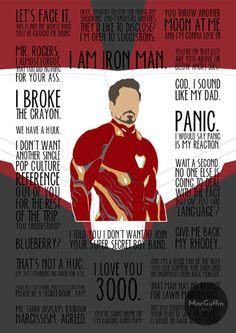 Iron Man / Stark 'Infinite' edition by MacGuffin Designs - Marvel Marvel Jokes, Avengers Comics, Heros Comics, Avengers Quotes, Marvel Funny, Iron Man Avengers, Iron Man Stark, Marvel Art, Marvel Heroes