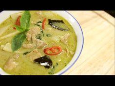 Thai Green Curry Recip