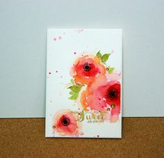 (stampart,handmadecard)Sweet day