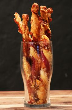 Sweet & Savoury Cheesy Bacon Twists