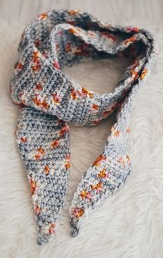 Crochet, Free Pattern, crochet scarf, crochet blog, crochet tipped scarf, delicious yarns patterns
