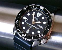 Vintage Seiko Divers Watch | Seiko 6309 729 ' Scubapro 450 ' Vintage Divers Watch Fully ...