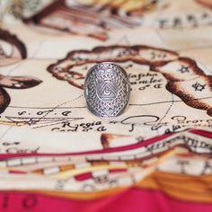 Mandala Ring, Solid Sterling Silver Ring, Pattern Ring, Signet Ring, Boho Rings, Gypsy Ring, Bohemian Ring, Wiccan Ring, Moon Ring, Don Biu by DonBiuSilver on Etsy https://www.etsy.com/listing/244057619/mandala-ring-solid-sterling-silver-ring