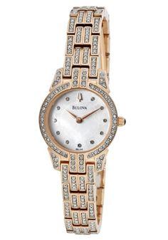 Bulova 98L155 Watch