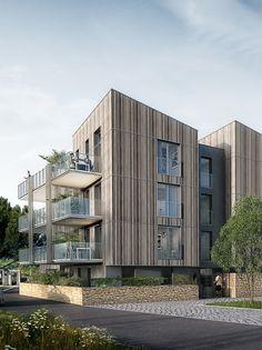 68 logements Eco-Quartier Francheville _Sarzeau lieu : Eco-Quartier Francheville…