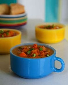 Yellow Winter Vegetable Soup: butternut squash, apples, carrots and rutabaga