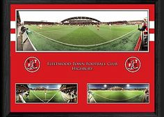 Fleetwood Town FC Photographs, Framed Prints and Photo Gifts.