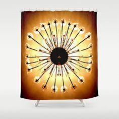 Covenant Shower Curtain by Khana's Web - $68.00