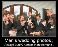 Absolute must take this shot..funny groom and groomsmen photo