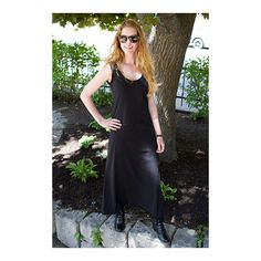 Phoebe Dress from SCOTTEVEST - The Perfect Travel Dress, Available in Three Colors and Two Lengths