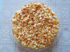 Na cozinha com a Filipa: Bolo tarte de amêndoa