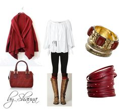 """I want to wear this right now"" by shauna-rogers on Polyvore"